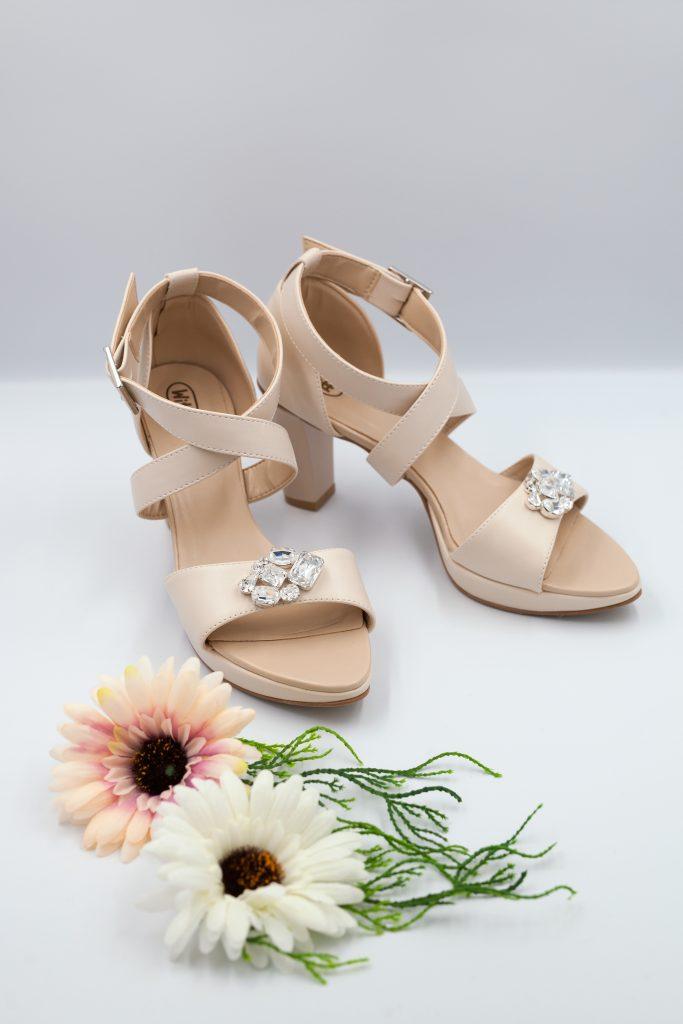 svadobná obuv